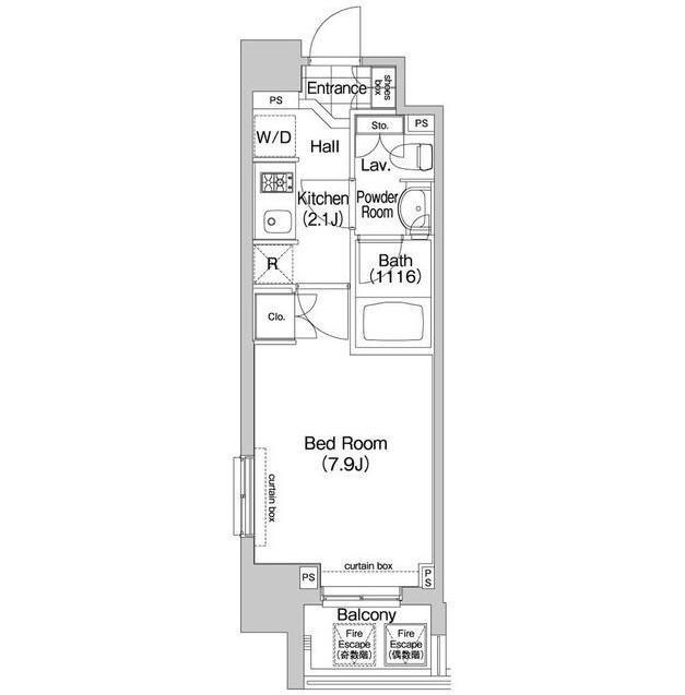 コンフォリア三田EAST806号室