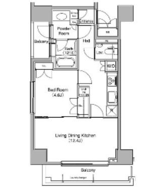 コンフォリア三宿1001号室