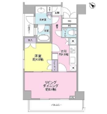 コンフォリア三宿401号室