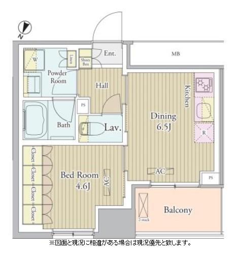ヴェルデュール高田馬場1008号室