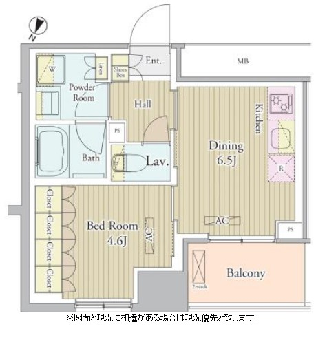 ヴェルデュール高田馬場1208号室