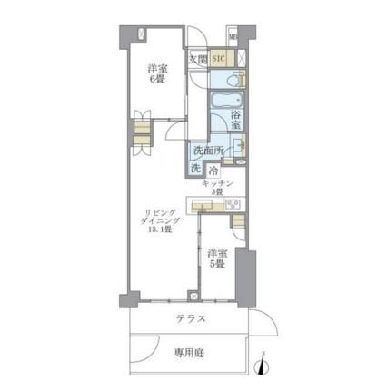 アパートメンツ中野弥生町113号室