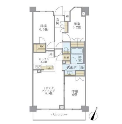 アパートメンツ中野弥生町210号室