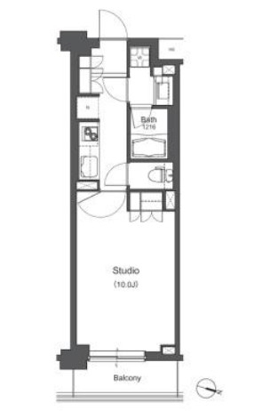 アパートメンツ中野弥生町321号室