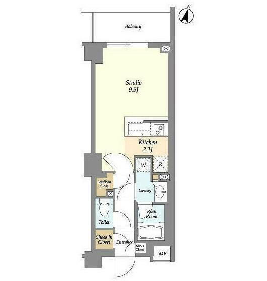 アパートメンツ中野弥生町328号室
