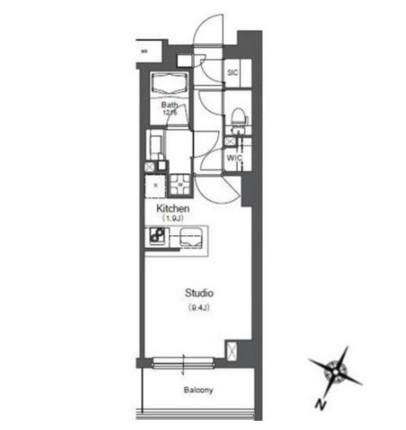 アパートメンツ中野弥生町330号室