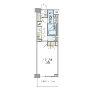 アパートメンツ中野弥生町420号室