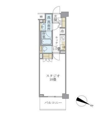 アパートメンツ中野弥生町517号室