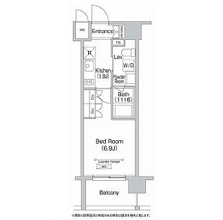 エミネンス高輪台1003号室