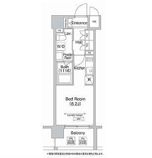 エミネンス高輪台402号室
