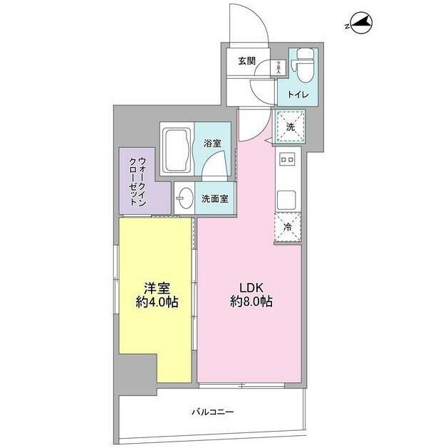Brezza Ebisu302号室