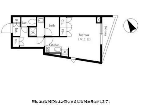 スマートリンク西麻布301号室