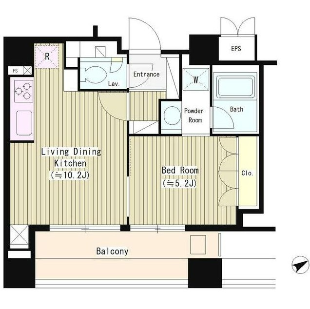 シティカレント南青山201号室