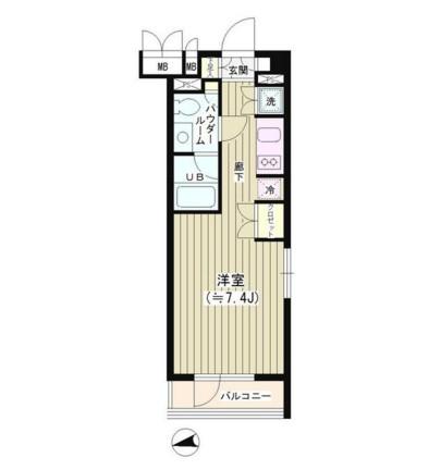 アルビレオ301号室