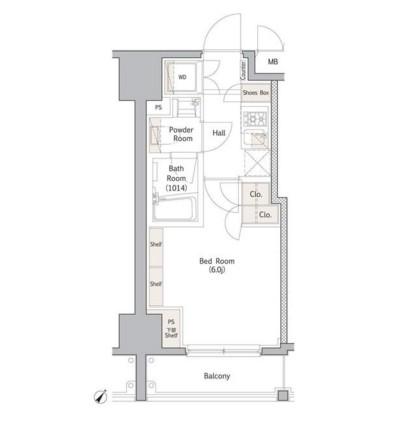 NJK MARQUIS OMOTESANDO304号室