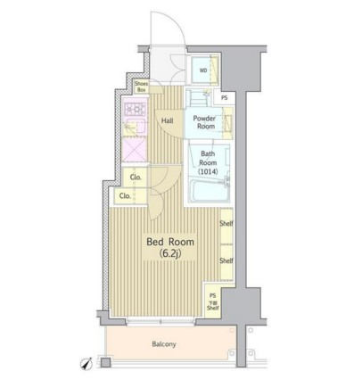 NJK MARQUIS OMOTESANDO503号室