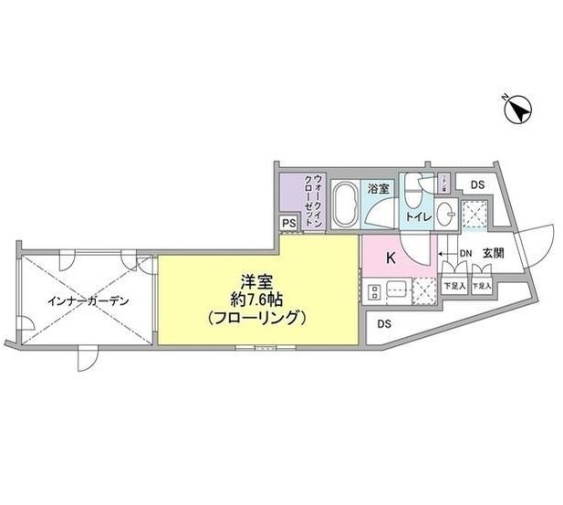レグノ・コラージュ108号室