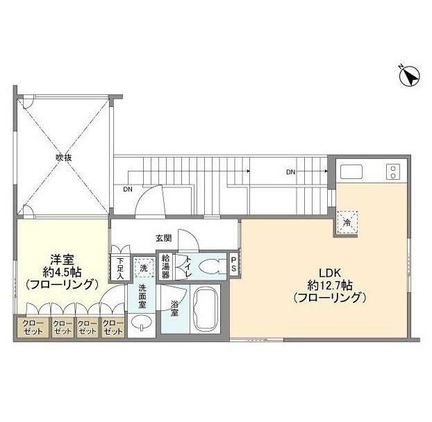 レグノ・コラージュ305号室