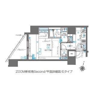 ZOOM新宿南Second305号室
