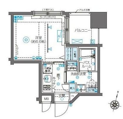 ZOOM新宿南Second602号室