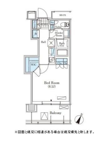 メルクマール京王笹塚レジデンス1412号室