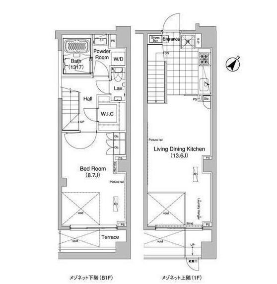 グローブプレイス六本木永坂103号室