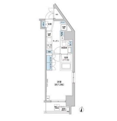 パークキューブ西新宿1001号室