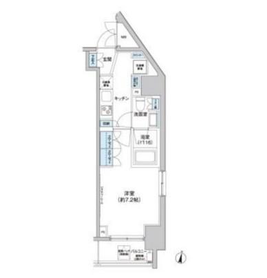 パークキューブ西新宿1201号室