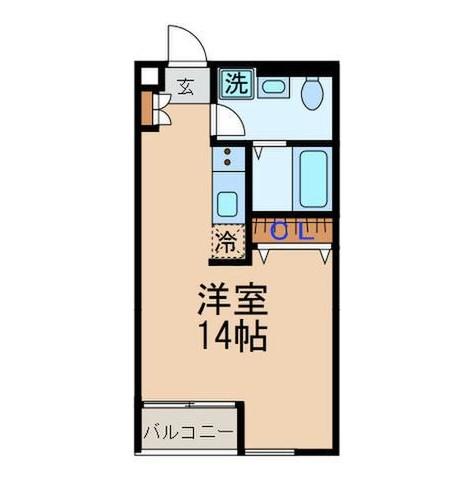 GRANDIR S KITASANDO2C号室