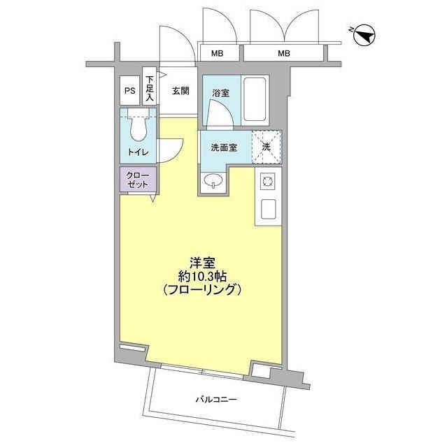 エスポワール渋谷松濤601号室
