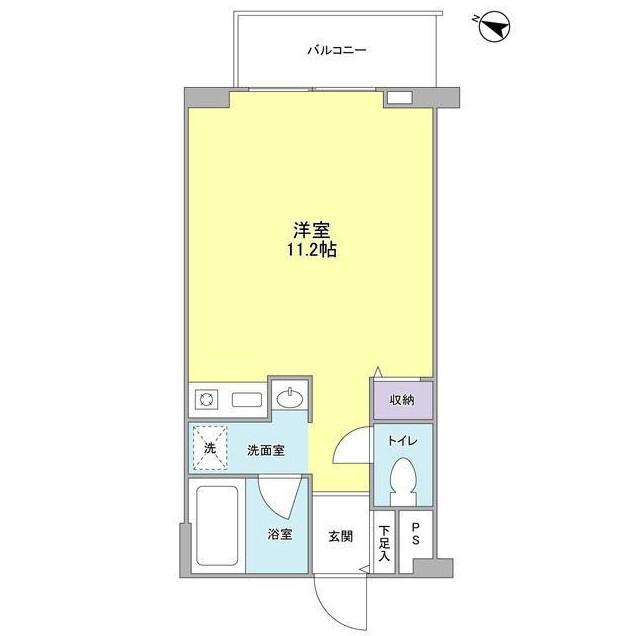 エスポワール渋谷松濤606号室