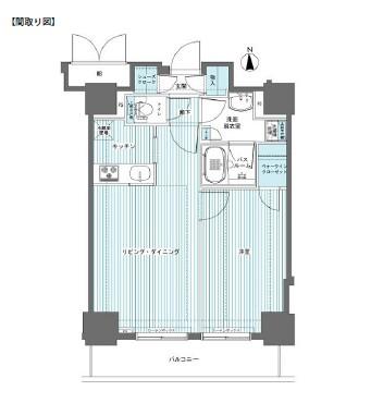 フェニックス西参道タワー1005号室