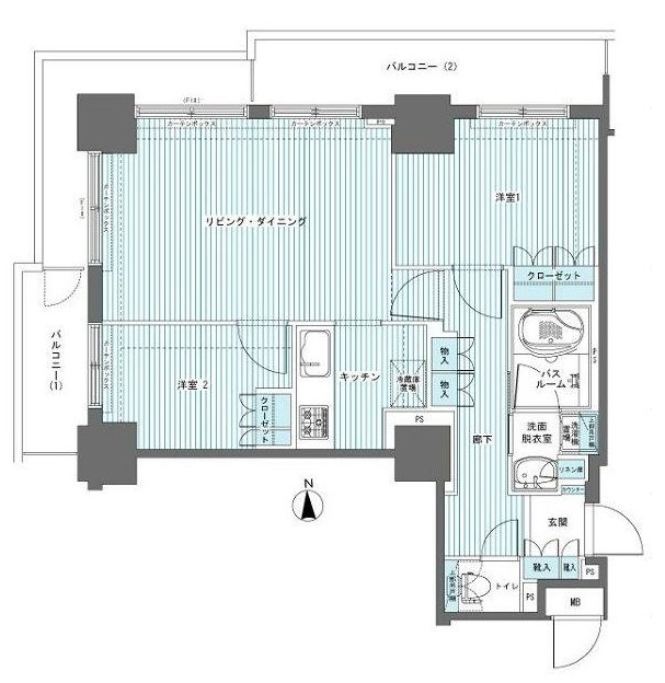 フェニックス西参道タワー1101号室