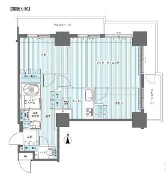 フェニックス西参道タワー1107号室
