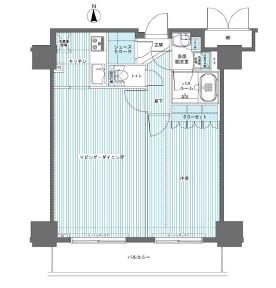 フェニックス西参道タワー1204号室