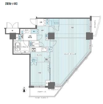 フェニックス西参道タワー1504号室