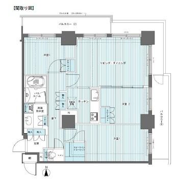 フェニックス西参道タワー1505号室