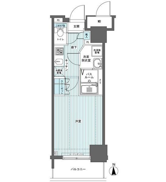フェニックス西参道タワー204号室