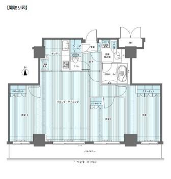 フェニックス西参道タワー2303号室