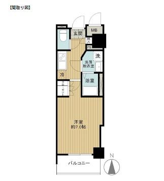 フェニックス西参道タワー310号室