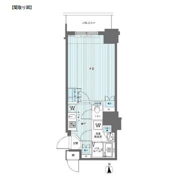 フェニックス西参道タワー314号室