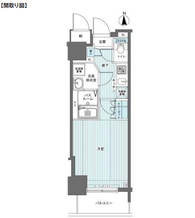 フェニックス西参道タワー505号室