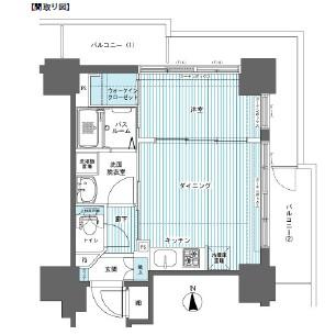 フェニックス西参道タワー513号室