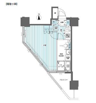 フェニックス西参道タワー704号室