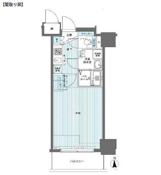 フェニックス西参道タワー708号室