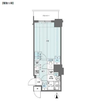 フェニックス西参道タワー801号室