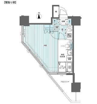 フェニックス西参道タワー804号室