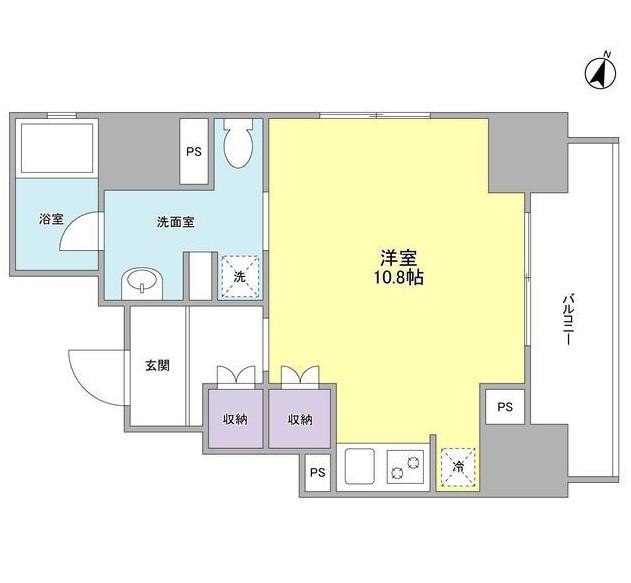 ウィスタリアマンション西新宿901号室