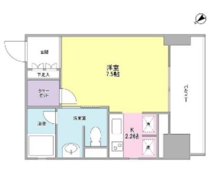 ウィスタリアマンション西新宿902号室