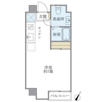 リージア参宮橋207号室